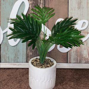 Faux Plant Decor
